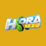 Logo da emissora Radio H'ora 92.3 FM
