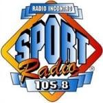 Logo da emissora Incontro 105.8 FM
