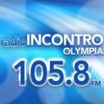 Logo da emissora Radio Incontro Olympia 105.8 FM