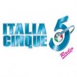Logo da emissora Italia 5 98.8 FM