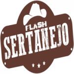 Logo da emissora Rádio Flash Sertanejo