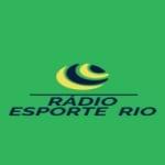 Logo da emissora Rádio Esporte Rio