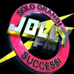 Logo da emissora Jolly 93 FM