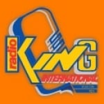 Logo da emissora King Intenational 90.0 FM