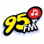 Logo da emissora Rádio 95 FM 95.9