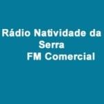 Logo da emissora Radio Natividade da Serra
