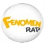 Logo da emissora Radio Fenomen Rap
