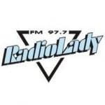 Logo da emissora Lady 97.7 FM