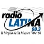 Logo da emissora Latina 98.3 FM