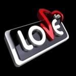 Logo da emissora Love FM Bologna