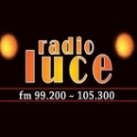 Logo da emissora Luce 105.3 FM