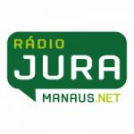 Logo da emissora Rádio Jura Manaus