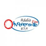 Logo da emissora Rádio Independente FM