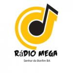 Logo da emissora Rádio Mega Web