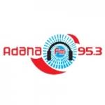 Logo da emissora Radio Adana 95.3 FM