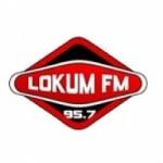 Logo da emissora Radio Lokum 95.7 FM