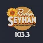 Logo da emissora Radyo Seyhan 103.3 FM