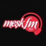 Logo da emissora Radio Mesk 95.5 FM