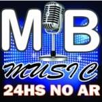 Logo da emissora Rádio MB Music