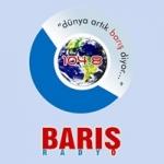 Logo da emissora Radio Baris 104.8 FM