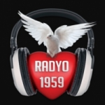 Logo da emissora Radio 1959