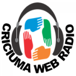 Logo da emissora Criciúma Web Rádio