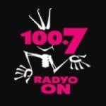 Logo da emissora Radio ON