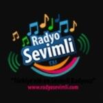 Logo da emissora Radio Sevimli