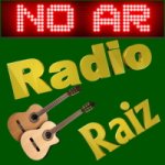 Logo da emissora Radio Sertaneja Raiz