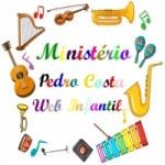 Logo da emissora Ministério Pedro Costa Web - Infantil