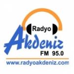 Logo da emissora Radio Akdeniz 95.0 FM