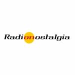 Logo da emissora Radio Nostalgia Liguria 92.2 FM