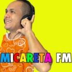 Logo da emissora Rádio Micareta FM