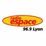 Logo da emissora Espace 96.9 FM