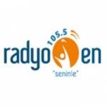 Logo da emissora Radio En 105.5 FM