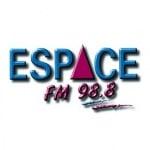 Logo da emissora Espace 98.8 FM