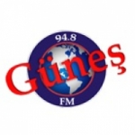 Logo da emissora Radio Günes 94.8 FM