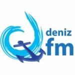 Logo da emissora Radio Deniz 91.8 FM