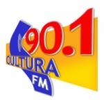 Logo da emissora Rádio Cultura 90.1 FM
