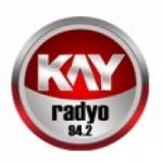 Logo da emissora Radio Kay 94.2 FM