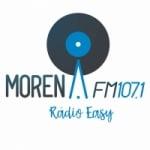 Logo da emissora Radio Morena 107.1 FM