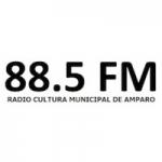 Logo da emissora Rádio Cultura Municipal 88.5 FM