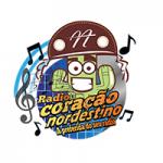 Logo da emissora Rádio Coração Nordestino