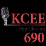 Logo da emissora KCEE 690 AM