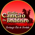 Logo da emissora Canção De Boadeiro Web