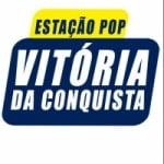 Logo da emissora Rádio Estação Pop Vitória Da Conquista
