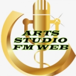 Logo da emissora Rádio Arts Studio FM
