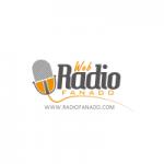 Logo da emissora Rádio Fanado