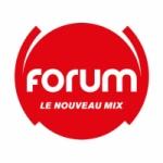 Logo da emissora Forum 104.9 FM