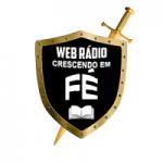 Logo da emissora Web Rádio Crescendo Em Fé